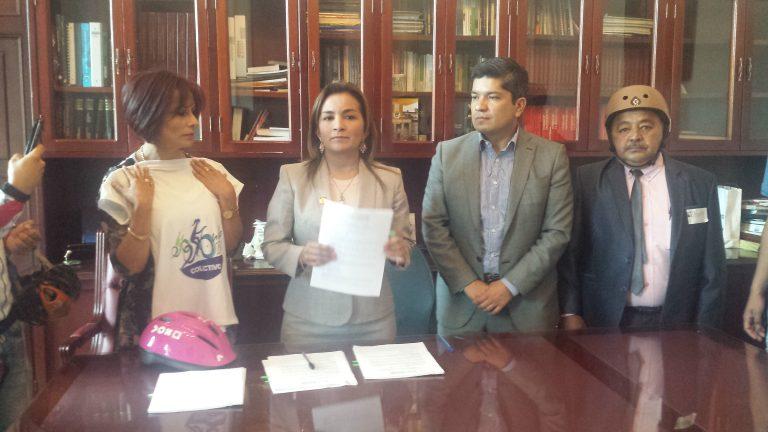 MIRA radicó proyecto de ley para combatir robo de bicicletas