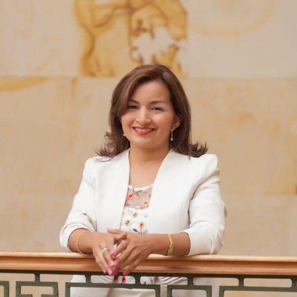 Irma Luz Herrera - Representante a la Cámara por Bogotá - Partido Político MIRA