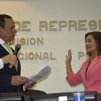 Irma Luz Herrera Vicepresidenta de la comisión cuarta de la Cámara de Representantes - Partido Político MIRA