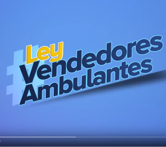 Video: ABC ley para vendedores informales